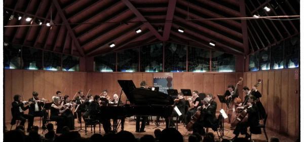 Orquesta CAMERATA XXI · Director: Tobias Gossmann · Piano: Ludmil Angelov · Festival Internacional de Música Pau Casals de El Vendrell